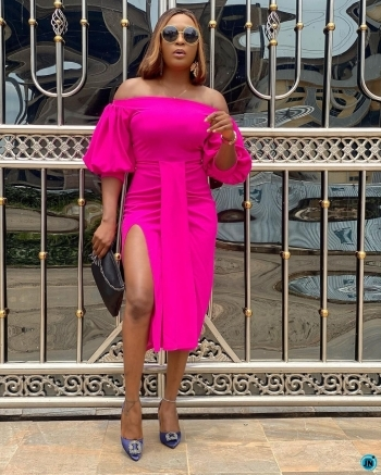 """BBNaija: """"If there's any part of your body you are not proud of, cover it up"""" – Blessing Okoro tells ladies"""